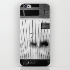Blurred Out iPhone & iPod Skin