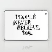 The Catcher in the Rye Laptop & iPad Skin
