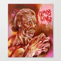 OLMOS LIVES!!! Canvas Print