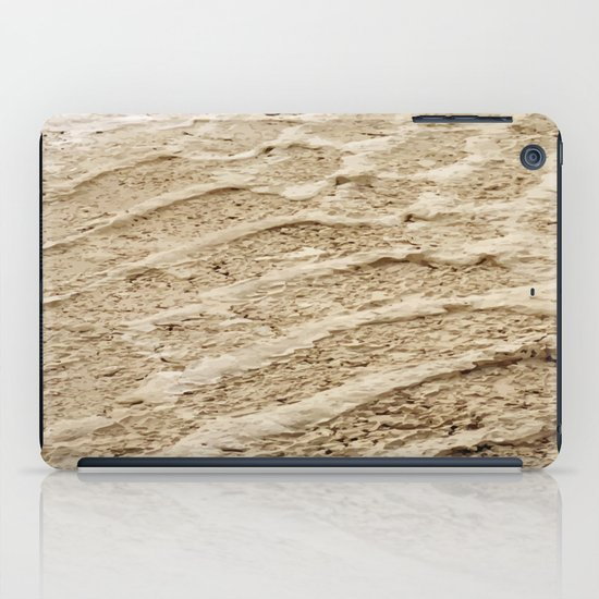Wheel Loader Skid Marks 4 iPad Case