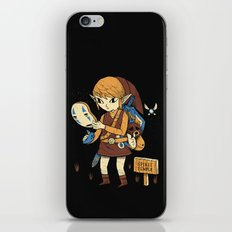 You Got The No Face Mask… iPhone & iPod Skin