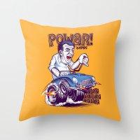 Jezza Throw Pillow
