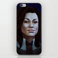 Mass Effect: Miranda Lawson iPhone & iPod Skin
