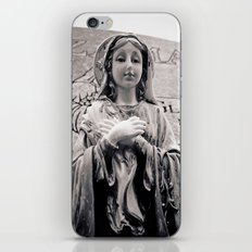 Graveside religion iPhone & iPod Skin