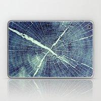 Abstract Bark Laptop & iPad Skin