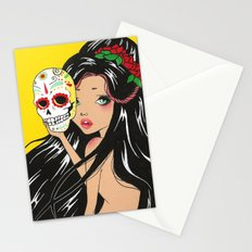 Day of the Deads Stationery Cards