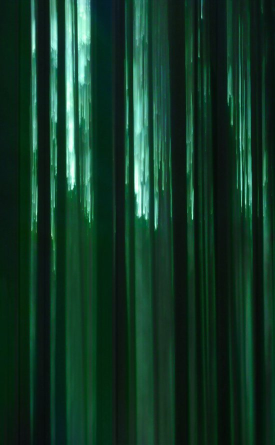 Forest In Green Art Print