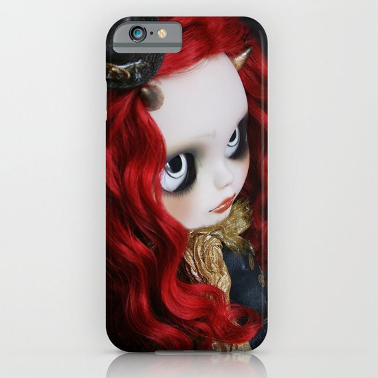 STEAMPUNK (Ooak  BLYTHE Doll) iPhone & iPod Case