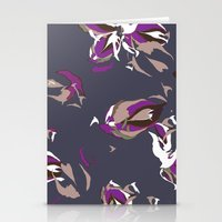 Pale Violette Stationery Cards