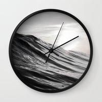 Motion of Water Wall Clock