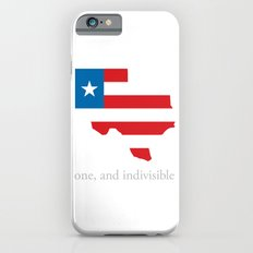 7th Flag of Texas iPhone 6 Slim Case