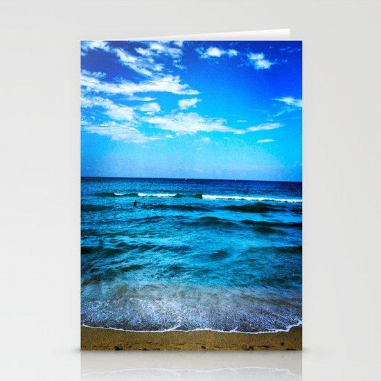 Miami Beach Stationery Card