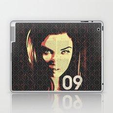Fashion Woman Laptop & iPad Skin