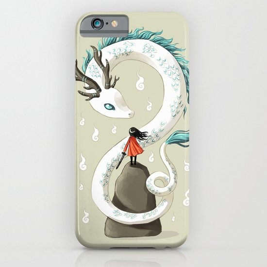 Dragon Spirit iPhone & iPod Case