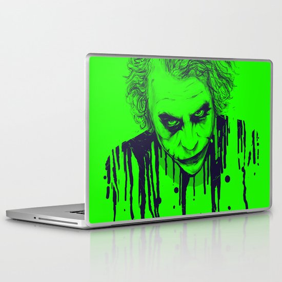 The Joker Laptop & iPad Skin