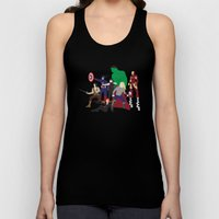 Prepare To Be Avenged Unisex Tank Top
