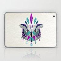 owl king Laptop & iPad Skin