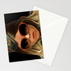 Scout Girl Stationery Cards