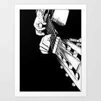 Pure Music! Art Print