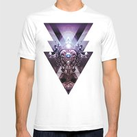 Vanguard Mkii Mens Fitted Tee White SMALL