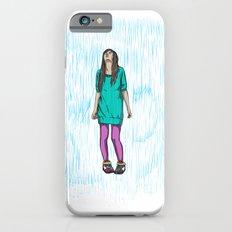 in the rain iPhone 6s Slim Case