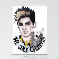 WE ARE GLAMILY Stationery Cards