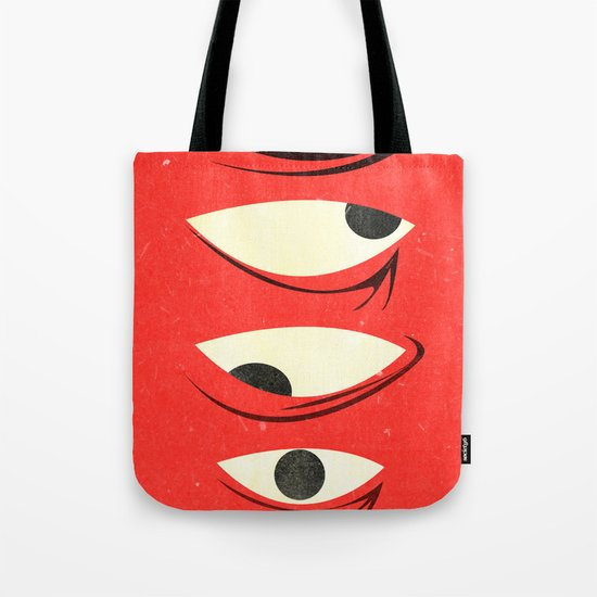 know where to look Tote Bag