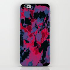 Malice iPhone & iPod Skin
