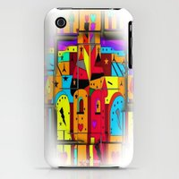 iPhone 3Gs & iPhone 3G Cases featuring Build your fairytale World by Nico Bielow by nicobielow