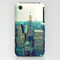 iPhone & iPod Case featuring New York City by 2sweet4words Designs