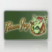 Poison Ivy Bombshell Laptop & iPad Skin