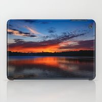 Sunset Wings iPad Case