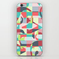 Colorful Language  iPhone & iPod Skin