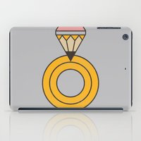Draw Ring iPad Case