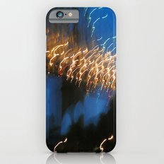 In My Dream, I Saw A Lighted Bridge iPhone 6 Slim Case