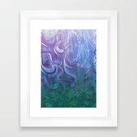Electric Dreams II Framed Art Print