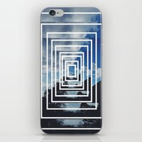 SKY ILLUSION iPhone & iPod Skin