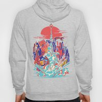 Smash! Zap!! Zooom!! - G… Hoody