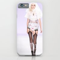 iPhone & iPod Case featuring Collecting Pretty Boys by AllanB