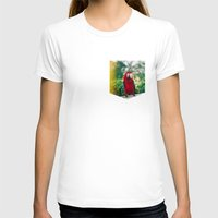 T-shirt featuring You Can Be My Mirror Baby by Tosha Lobsinger is my Photographer