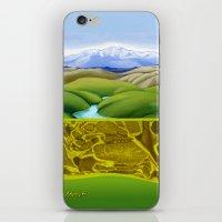 The Lie of the Land: Tararua iPhone & iPod Skin