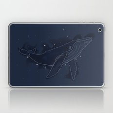 Spacial Whale Laptop & iPad Skin