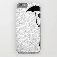 iPhone & iPod Case featuring Rainy Day by kate gabrielle