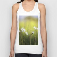 Daisy Landscape Unisex Tank Top