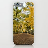 Central Park New York Ci… iPhone 6 Slim Case