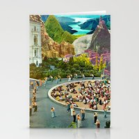 City Center Stationery Cards