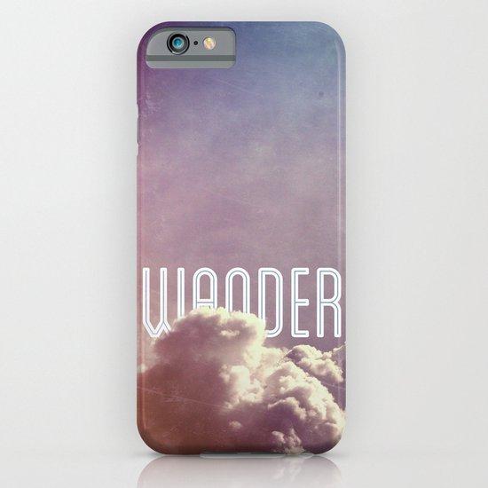 Wander (vertical) iPhone & iPod Case