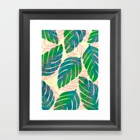 Paradiso II Framed Art Print