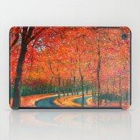 Beautiful Colors Of Autu… iPad Case