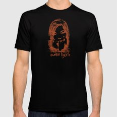 Auntie Bjork Black SMALL Mens Fitted Tee